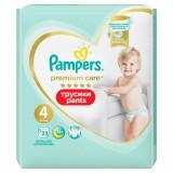 Scutece-chilotel Premium Care Pants Carry Pack marimea 4 Maxi pentru 8-14kg, 22 bucati, Pampers