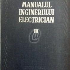 Manualul inginerului electrician, vol. 3 - Curentul continuu