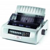Imprimanta matriciala Oki ML5590 Eco A4 Alb