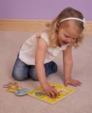 Primul meu puzzle - Safari, Bigjigs