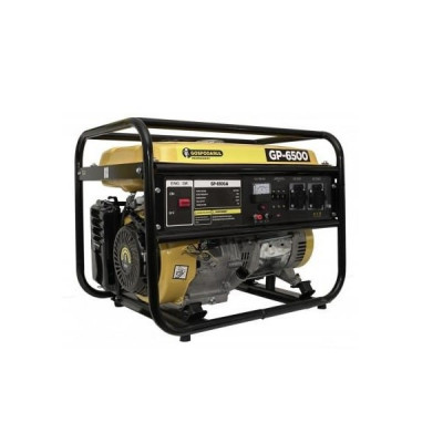 Generator curent electric GP6500 Monofazat Gospodarul Profesionist foto