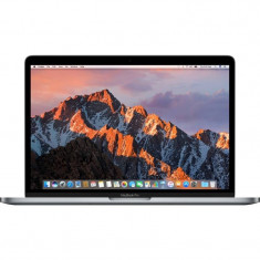 Laptop Apple MacBook Pro 13 Touch Bar Intel Core i5 3.1 GHz Dual Core Kaby Lake 8GB DDR3 512GB SSD SSD Intel Plus 650 Mac OS Sierra Space Grey RO keyb