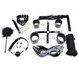 10 Pieces Bondage Kit