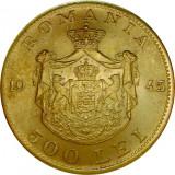 ROMANIA, 500 lei 1945_UNC * cod 93.4.19, Alama
