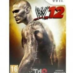 Joc Nintendo Wii WWE 12