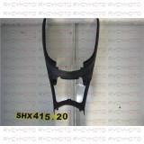 Cumpara ieftin Carena centrala de la baterie Yamaha Majesty Mbk Skyliner 125 150 180cc 1998 2005