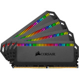 Memorie Corsair Dominator Platinum RGB 32GB (4x8GB) DDR4 3200MHz CL16 Quad Channel Kit