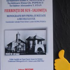 Fierbintii de sus Ialomita Elena Negulescu