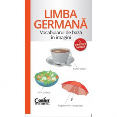 Vocabularul de baza in imagini cu transcriere fonetica. Limba germana