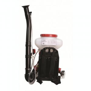 Atomizor cu motor pe benzina Raider, 3 CP, 13.8 cc, 8000 rpm, 14 L, pompa boost