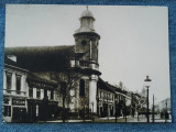 264 - Cluj-Napoca - Bulevardul Eroilor, Catedrala Greco-Catolica / carte postala, Circulata, Fotografie