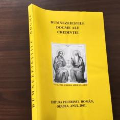 SFANTUL ATHANASIE DE PAROS, DUMNEZEIESTILE DOGME ALE CREDINTEI ORTODOXE