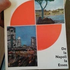 De la Napoli la Essen – Valentin Albulescu