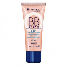 BB Cream 9 in 1 Rimmel Skin Perfecting 001 Light 30 ml