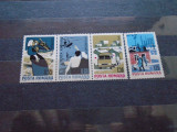 1970  LP  743  I N U N D A T I A, Nestampilat