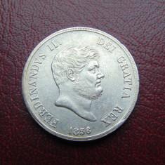 Moneda argint 120 Grana 1856