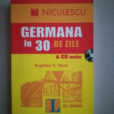 Germana in 30 de zile + CD