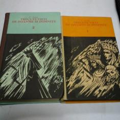 TRECUTE VIETI DE DOAMNE SI DOMNITE - C. GANE - 2 vol