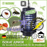 Cumpara ieftin Aparat anti tantari muste cu lampa UV Insect Trap UV1
