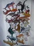 jucarii vechi animale salbatice si domestice,JOC DE IMAGINATIE SI DE INDEMANARE