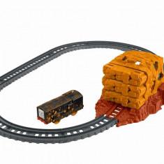 Set de joaca Locomotiva Thomas cu tunel