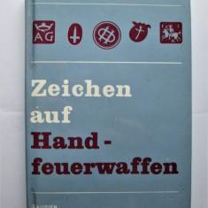 Catalog german pentru Marcaje si Manufacturi, Arme de foc istorice si Munitie.