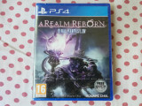 Joc Ps4 Final Fantasy Xiv A Realm Reborn Nou,Sigilat., Role playing, 16+