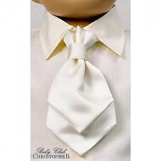 Cravata pentru copii-Christopher Baby Club 3757C, Crem