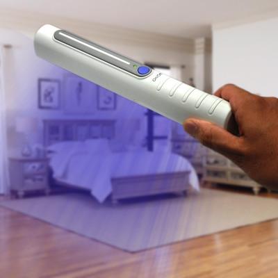 Sterilizator portabil, lampa tip bagheta cu tub UVC , 10 cm, 3W, pentru orice suprafata foto