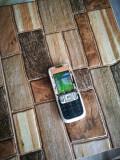 NOKIA 2630 - Telefon Vintage - defect (nu citeste cartela) pentru piese display, Negru, Neblocat