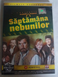 SAPTAMANA NEBUNILOR - FILM - DVD , FLORIN PIERSIC, TOMA CARAGIU, Romana, universal pictures
