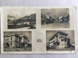 Dej - intrarea trupelor maghiare, zvastica