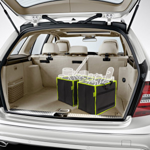 set organizator portbagaj auto 2 buc. 25 x 30 x 30 cm