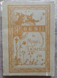 Poesii - Mihail Eminescu// editie anastatica, Tudor Arghezi