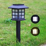 Lampa Solara, LED, - rezistenta la ploaie, Aer Liber, Casa, Gradina