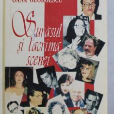 SURASUL SI LACRIMA SCENEI de OANA GEORGESCU , 1998
