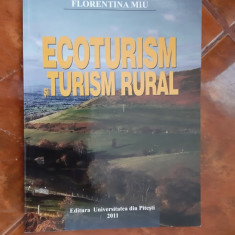 ECOTURISM SI Turism Rural - FLORENTINA MIU .