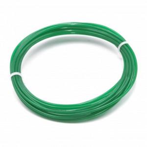 Pl filament pentru pix 3d, lungime 3.5m, secțiune transversală 1.75mm, culoare: verde