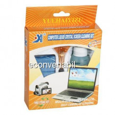 Set Curatat Monitor si Tastatura Gel Cleaner YH668
