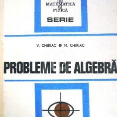 Probleme de algebra (1977)
