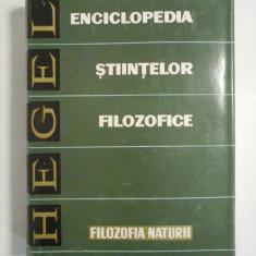 FILOZOFIA NATURII -HEGEL