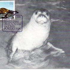 Portugalia 1983, CM, Fauna, FOCA, Maxime