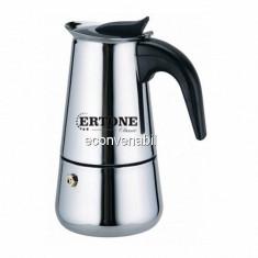 Expresor cafea manual pentru aragaz 4 cesti Ertone HBH460