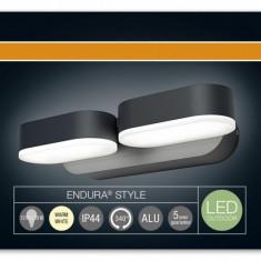 Plafoniera Led Osram, 13W, lumina calda(3000K), 630 lumeni, IP44, 220-240 V, 100x230x54mm