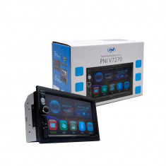 Aproape nou: Navigatie multimedia PNI V7270 2 DIN cu GPS MP5, touch screen 7 inch,