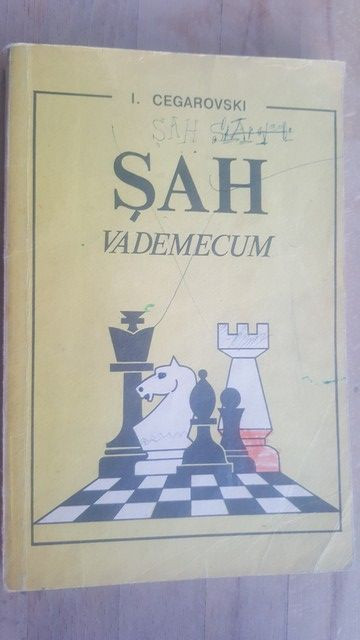 Sah Vademecum- I. Cegarovski