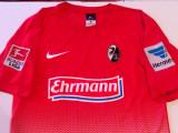 Tricou fotbal cu semnaturi-SC FREIBURG(Germania) nr. 20 COQUELIN