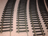 40 buc. linii sine curbe trenulet piko ho .16.5  profil u, 1:87, H0 - 1:87