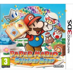 Paper Mario Sticker Star 3DS