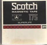 Banda de magnetofon Scotch - AKAI, Revox,  Pioneer, Sony, Technics - 1200FT/360m